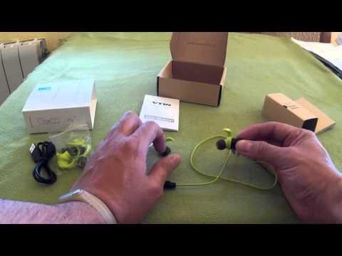 VicTsing Auriculares Bluetooth 4.1 estereo