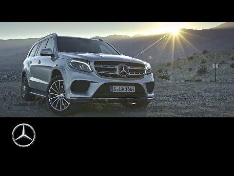 Mercedesbenz  Gls Class Внедорожник класса J - рекламное видео 2