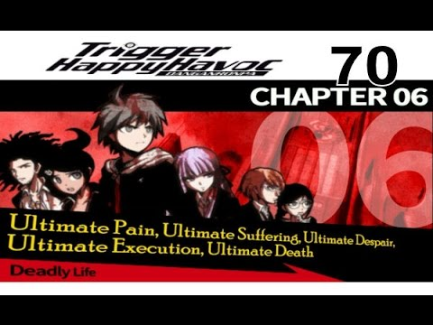 Dangan-Ronpa Walkthrough - 68 - Chapter 5 Class Trial - Two