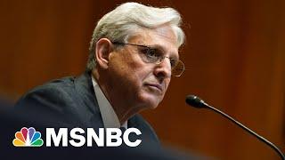 Democrats Impatient For Answers On Trump DOJ's Transgressions