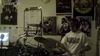 Taking Me Alive -Dark New Day (drum cover)