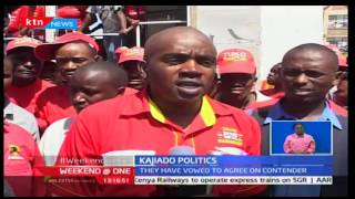 Weekend@One: Kajiado's gubernatorial race escalates as five jubilee aspirants are in a choice limbo