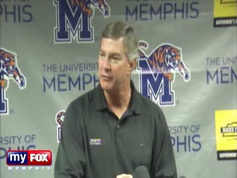Tommy West Fired as Memphis Tigers Head Football Coach MyFox Memphis Fox 13 Sports