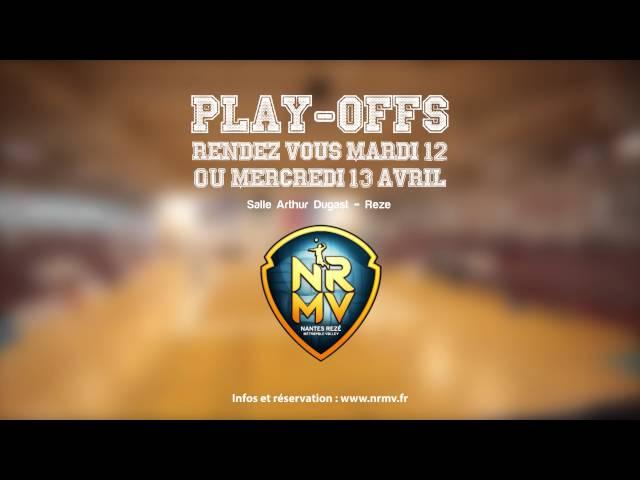 Le NRMV en Play-Offs!
