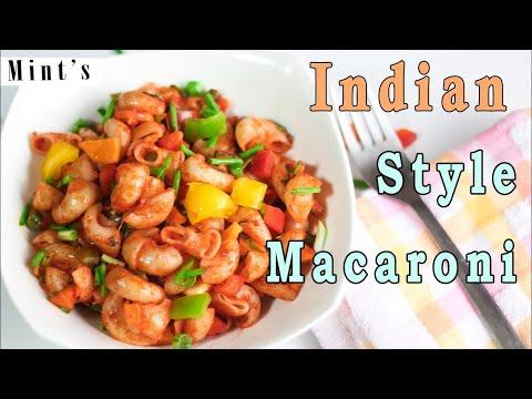 Indian style macaroni recipe in hindi breakfast recipes kids indian style macaroni recipe in hindi breakfast recipes kids lunch box recipes ep 169 forumfinder Choice Image