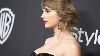 Taylor Swift Sparks Plastic Surgery Rumours After Golden Globes 2019 Appearance!