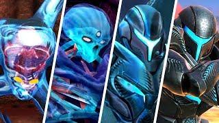 Evolution of Dark Samus (2002 - 2018)