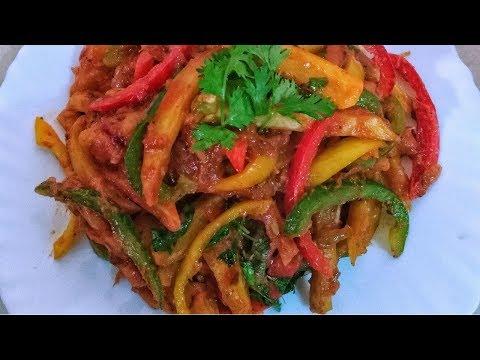 Chipsi Masala (Vuruga) ya Mananasi na Ukwaju | Jikoni Magic