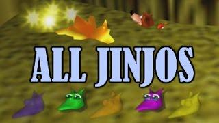 Banjo-Tooie Part 71 - Jinjo for Multiplayer Mode - EMPBLMMMSD27