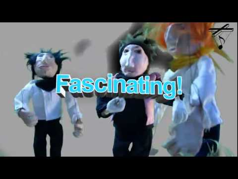 We are the Hendersongs - Rocking Puppets - english version
