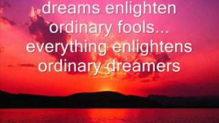 ordinary dreamer my song Video