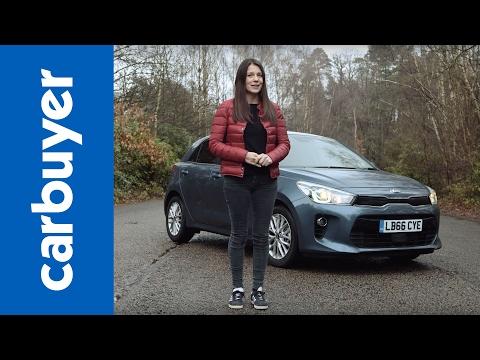 Kia Rio 2017 hatchback review - Carbuyer
