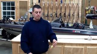BCGS Tip of the Week - Tip 25 Crappie Rod Size