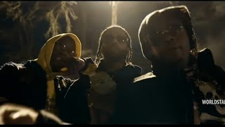 "Pop Smoke ft. Young Thug, Gunna ""Paranoia""  (Music Video)"