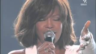 Whitney Houston I Didn't Know My Own Strength Live AMA 2009 HD.CRO