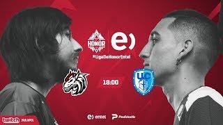 FroztFire Team VS Católica Esports | Jornada 13 | Liga de Honor Entel