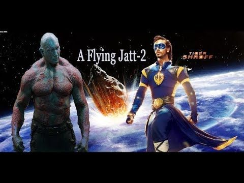 Download A Flying Jatt 2 | Official Fan Made Trailer | Tiger Shroff | Disha Patani | Dave Bautista . HD Mp4 3GP Video and MP3