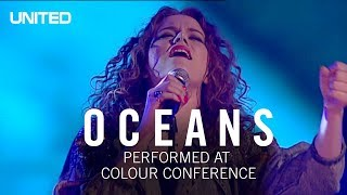 Oceans (Where Feet May Fail) Live - Hillsong UNITED