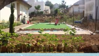 תחרות הגינה היפה 2014