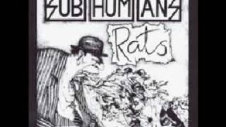 Subhumans-Work-Rest-Play-Die