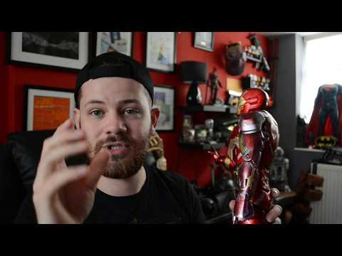 iron man custom collectable