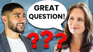 5 Powerful Questions to Ask Interviewer | IMPRESS THEM