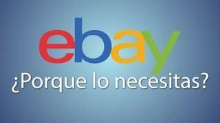 Diseño tiendas eBay profesionales y porque debes vender en eBay