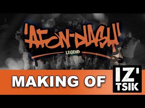 "AFON-DASY 2017 ""Making-of"" - Raboussa, Big Jimda, Da Hopp, Krutam Bull   IZ'TSIK"