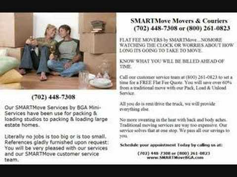SMARTMove - FREE ESTIMATES ** QUALITY ON A BUDGET MOVERS