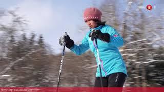 """100 секунд на """"Солнце"""". Тренировка непальских лыжников"""