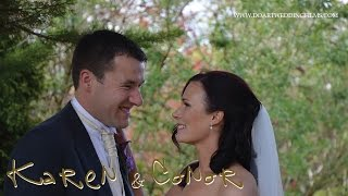 Leixlip Manor and Gardens, Karen & Conor Wedding Video