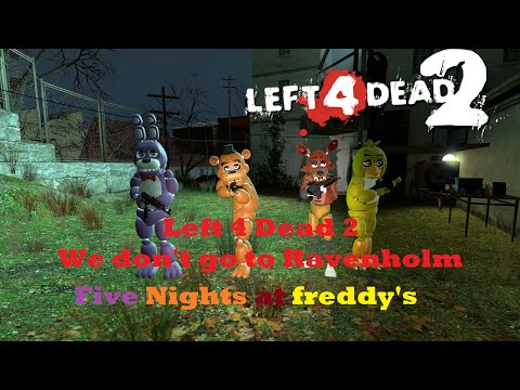 Steam Community :: Video :: Left 4 Dead 2 with Five Nights at