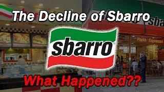 The Decline of Sbarro...What Happened?
