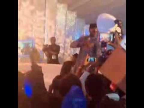 Emmanuel Adebayor dancing Skelewu