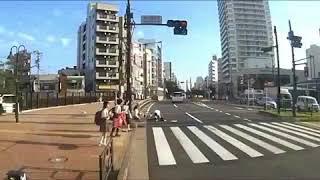吉澤ひとみひき逃げ動画ドラレコ