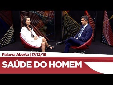 Sérgio Vidigal comenta sobre fragilidade da saúde do homem