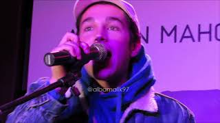 Austin Mahone - Why Don´t We (Madrid) 28.02.19
