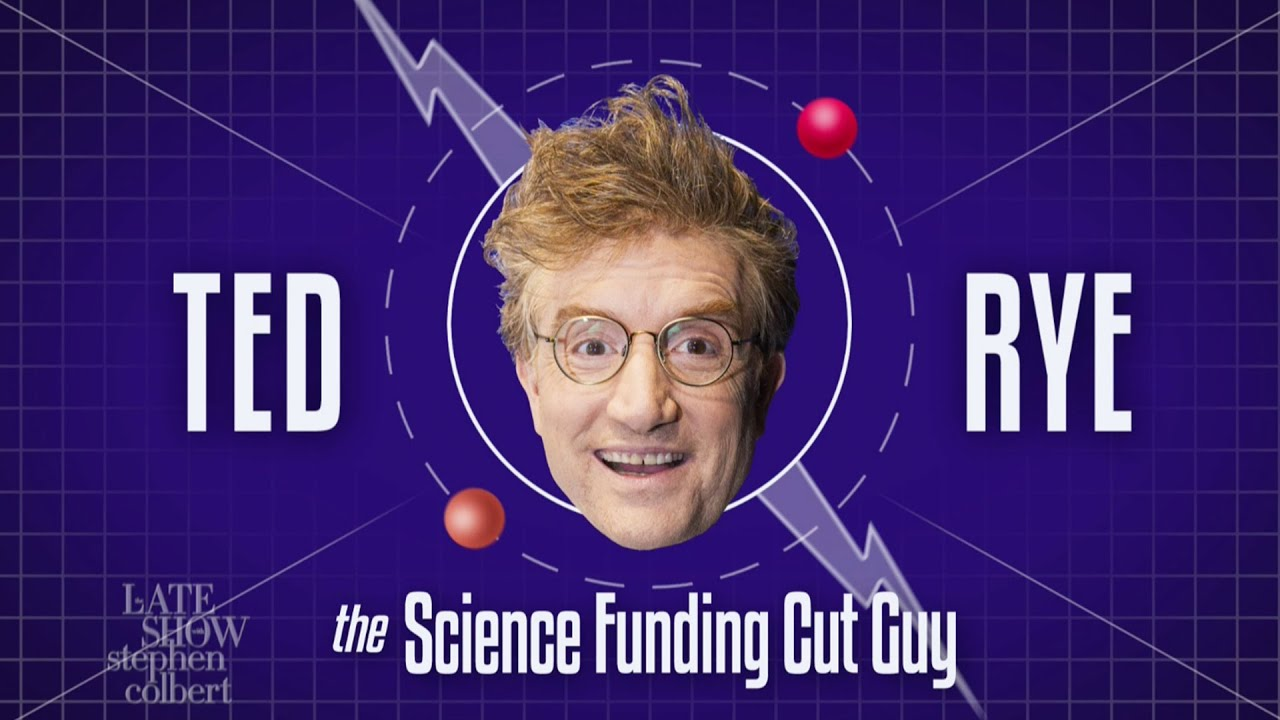 Ted Rye The Science Funding Cut Guy thumbnail