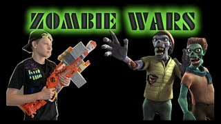 Nerf Zombie Gang Wars