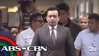 News Patrol: Makati RTC, di muna maglalabas ng arrest warrant vs Trillanes  | September 10, 2018