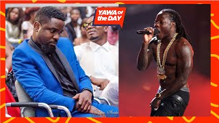 Yawa Of The Day: Acehood/Sarkodie Conundrum of The Alacrities