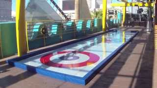 """Street Curling """"Classic"""" Rink"""