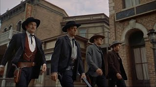 Gunfight At The Ok Corral 1956