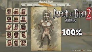 attack on titan 2 abnormal gameplay - 免费在线视频最佳电影