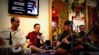 Концерт индийской музыки в Джаганнате