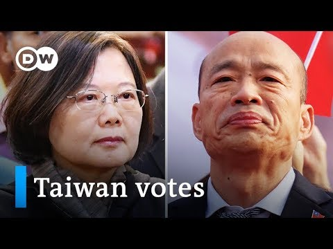 Taiwan elections: Will voters opt for closer ties with China? | DW News