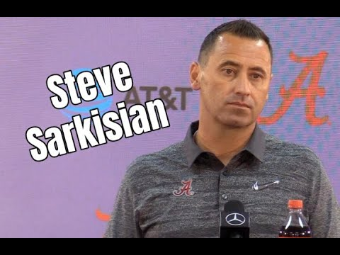 Steve Sarkisian talks Tua Tagovailoa and the Alabama Crimson Tide offense
