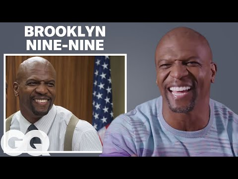 Sample video for Terry Crews