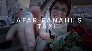 JAFAR PANAHI'S TAXI Trailer  Festival 2015
