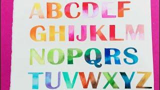 Magical Coloring Box | Alphabet Coloringpages